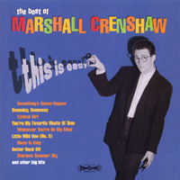 This Is Easy! The Best of Marshall Crenshaw
